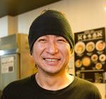 Kamitoku Gyukotsu Ramen Master Chef Kamitoku Shinichi
